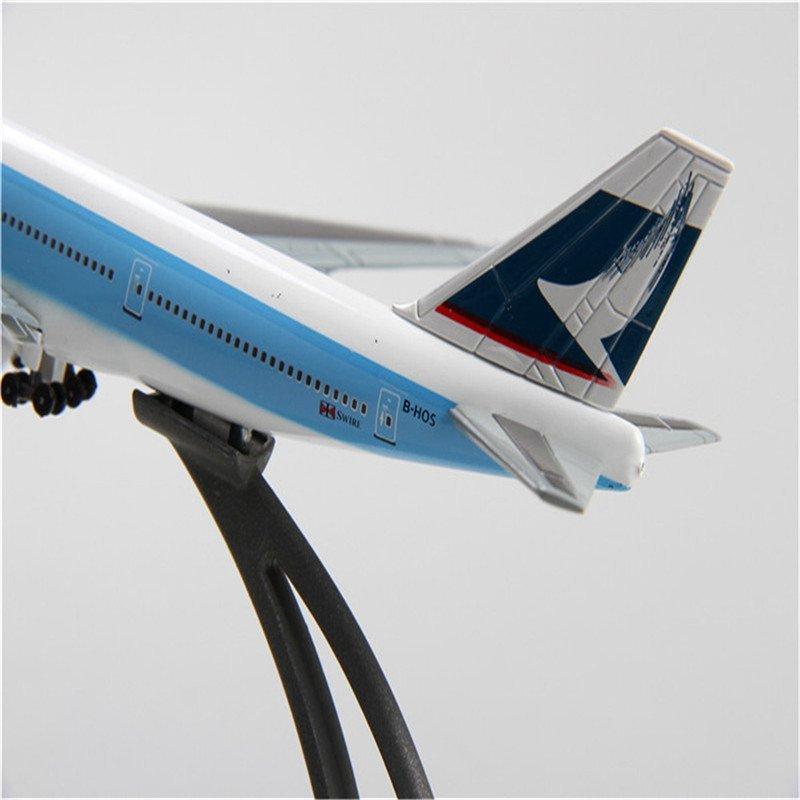 特尔博1:400合金民航飞机模型