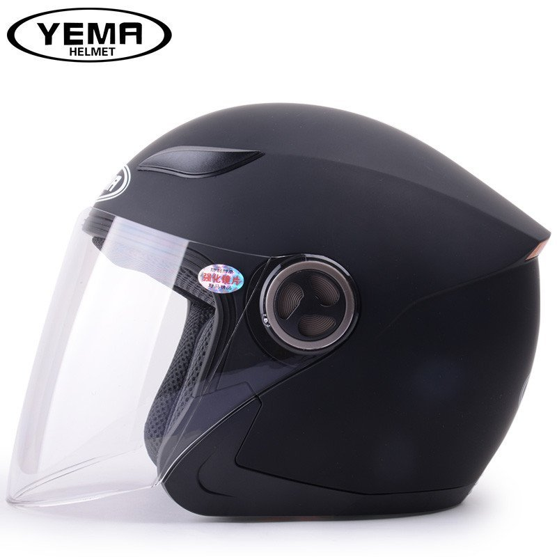 【野马系列】野马半覆式男女士摩托车头盔 冬