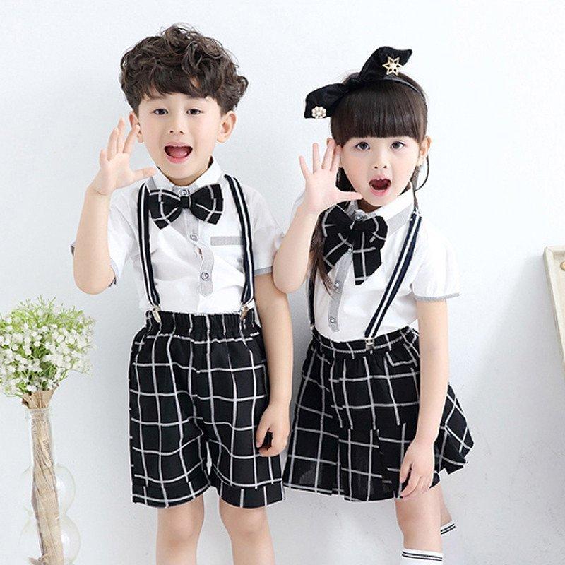 【服装兔(CAOMEITU)系列】幼儿园草莓园服v服装初中的好听同学图片