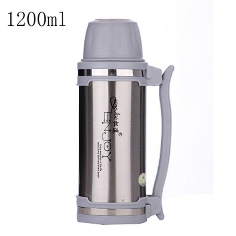 5升不锈钢保温杯真空户外3l旅游/行热水壶瓶4l 1.
