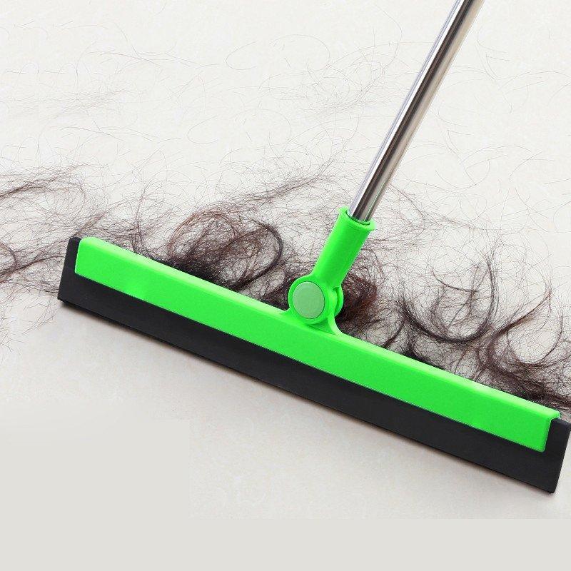 博若莱 刮水无痕 180度旋转 不粘头发 爱自由 魔法扫把魔术扫帚扫头发