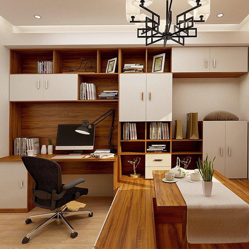 科凡 榻榻米多功能升降桌书房书桌 踏踏米床家具定制免费上门设计 按