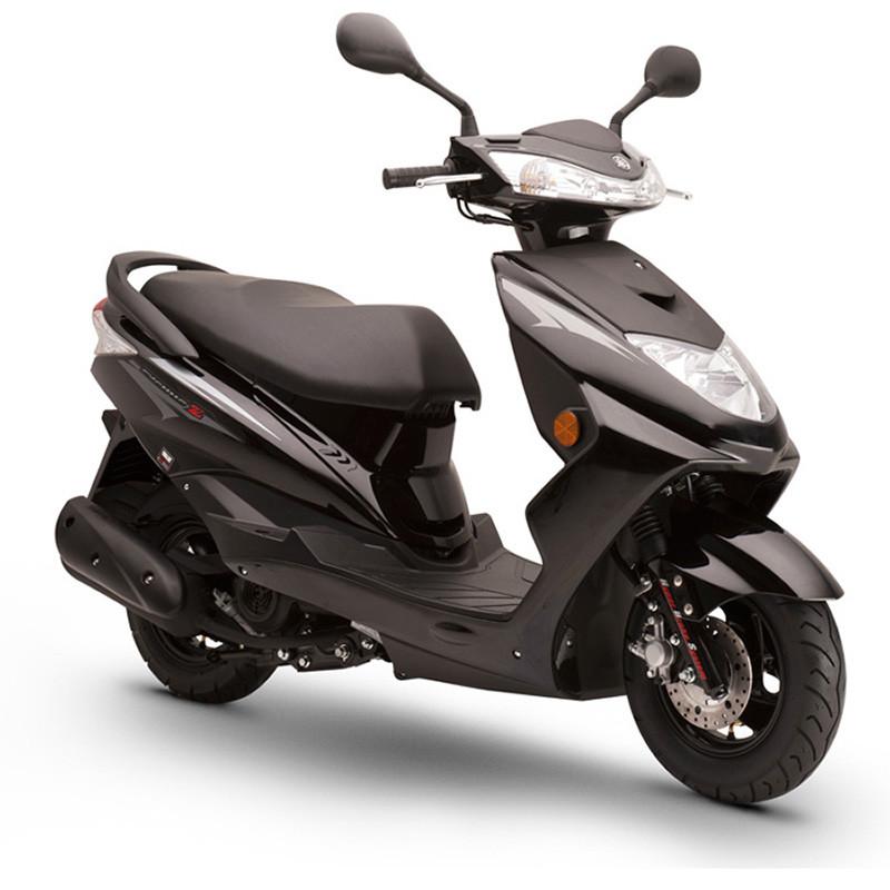 迅鹰电喷摩托车踏板车125cc建设雅马哈发动机-雅马哈踏板摩托 03