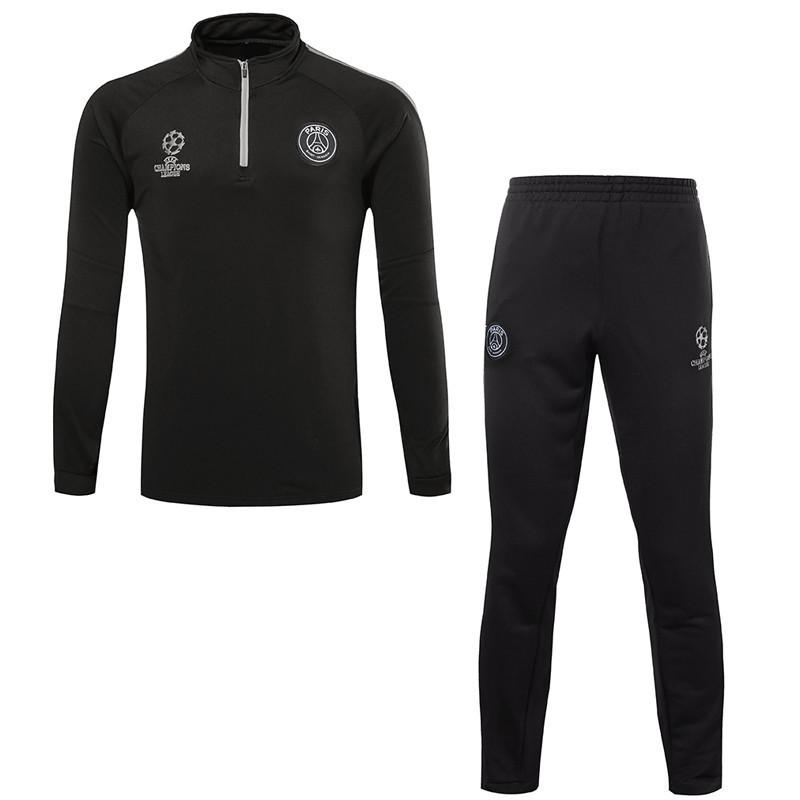 2016足球长袖15-16球衣欧冠 尤文图斯足球比