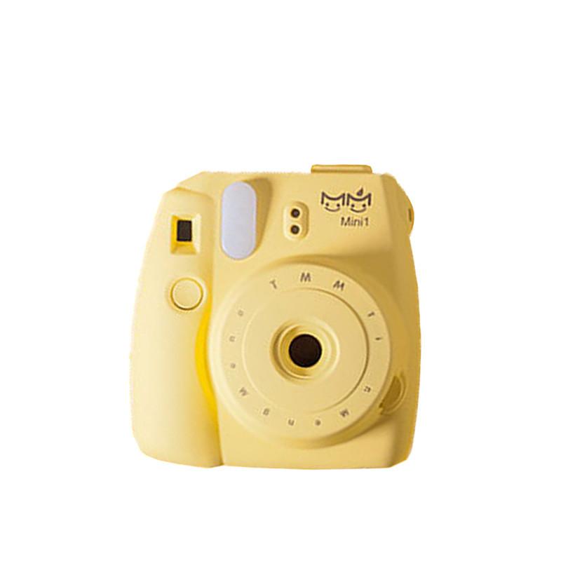 js几素创意照相机充电宝