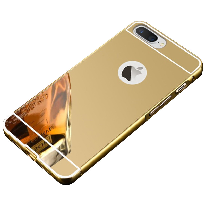 酷猫 苹果7Plus手机壳金属边框背板?;ぬ?iph