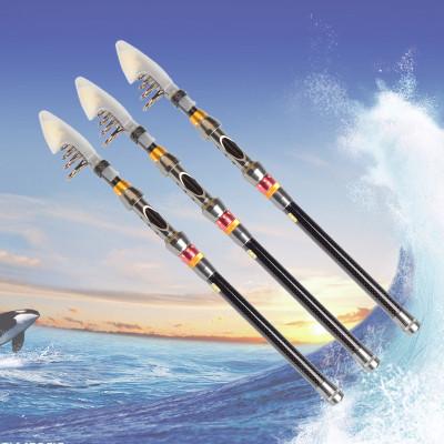 碳素海竿超硬远投竿小海杆套装特价钓鱼竿甩杆抛竿海钓矶竿 1.