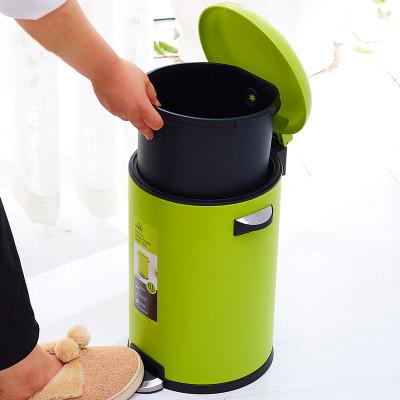 翻盖垃圾筒 脚踏垃圾桶