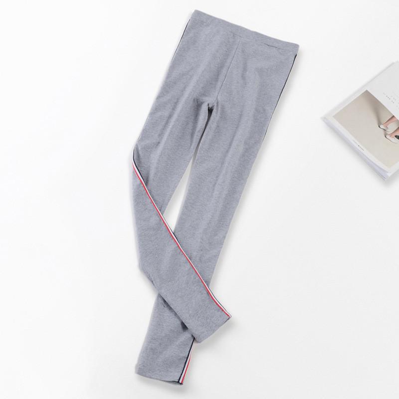 韩国魔术裤女纯棉打底裤外穿九分裤春夏季显瘦