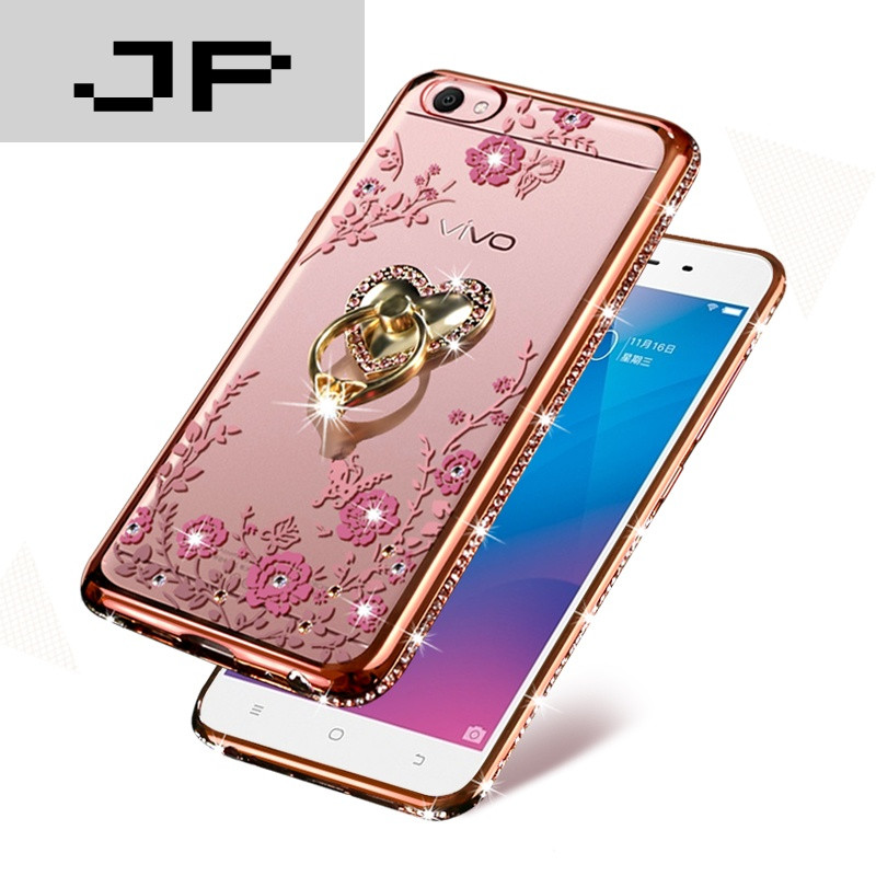 jp潮流品牌 vivoy66手机壳vivo y66l步步高可爱防摔硅胶套韩国女款潮