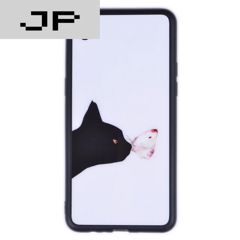 jp潮流品牌文艺vivox7手机壳小清新x6x9 oppor9硅胶套r9s保护可爱r7pl