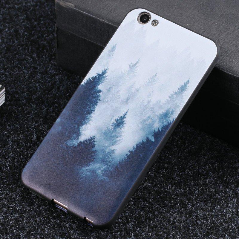 621款vivox7plus手机壳x7puls维沃7p女vovox男pius软vivix7 树林