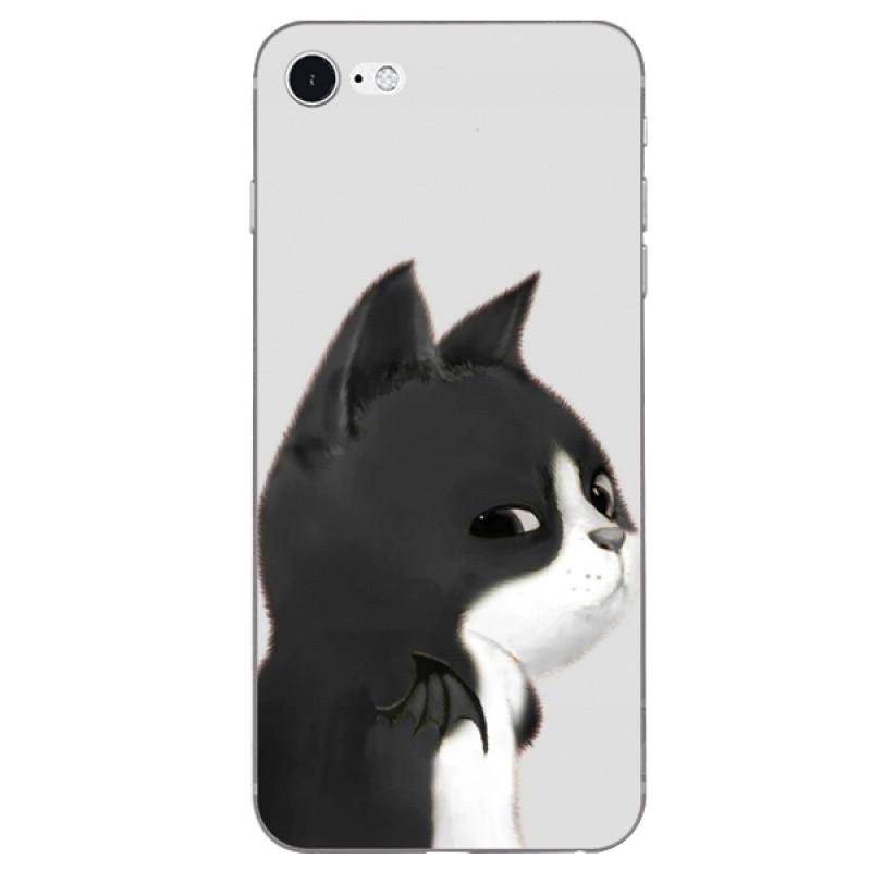 622款oppor11plus手机套r11软胶壳可爱卡通米奇米妮情侣猫咪定制diy