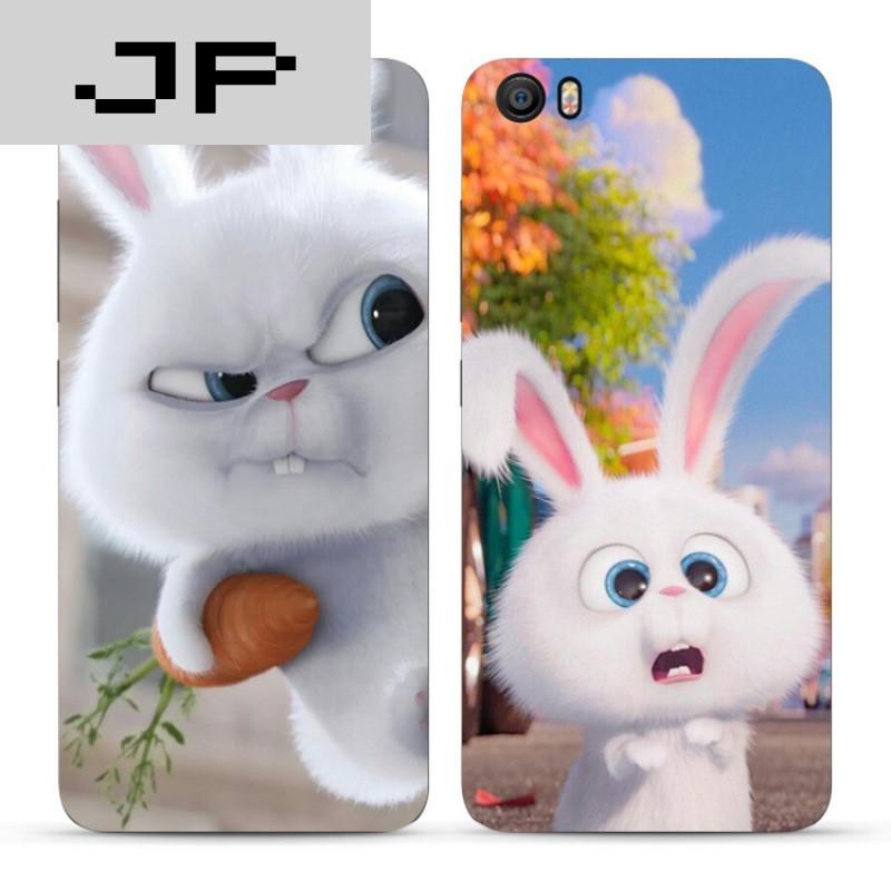 5splus 4s4c note2 max手机壳爱宠大机密_9 小米4c/4i呆萌兔子
