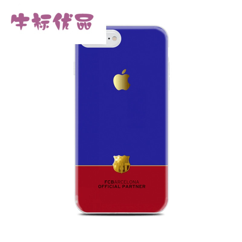 牛标优品oppor11巴萨手机壳r9s/r9plus定制限量版splus男红蓝苹果6iph