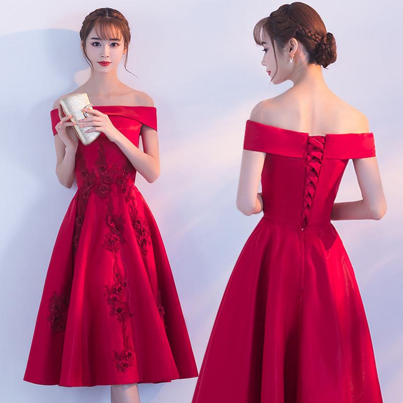 礼服长款优雅