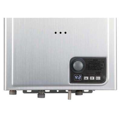 万和热水器jsq20-10p1 v6套餐(天然气)图片