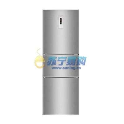 海尔冰箱bcd-216sv(jdxx)电脑三循环,人工智能 216升,三门冰高清图片