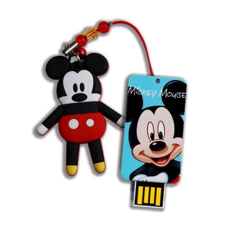 迪士尼u盘mini卡精灵系列米奇8g
