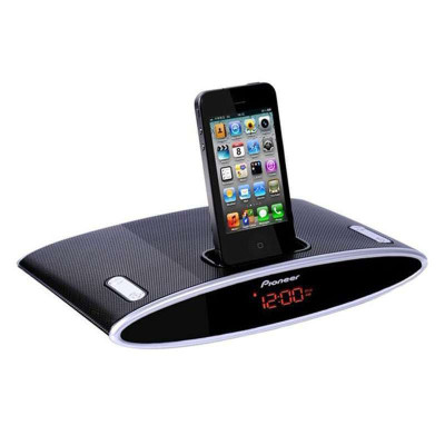Pioneer 先锋 X-DS301-K iPod/iPhone 音乐基座音箱