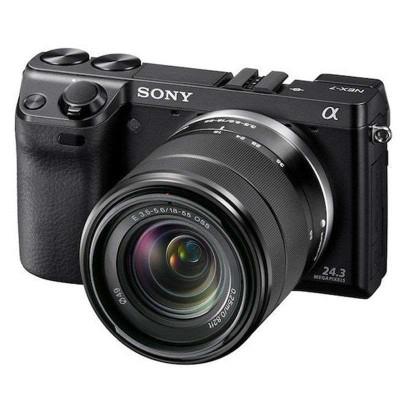 苏宁易购 SONY 索尼 NEX-7K 微单相机单镜套机(E 18-55mm F3.5-5.6 OSS)6299元包邮(赠索尼 原装16G内存卡)