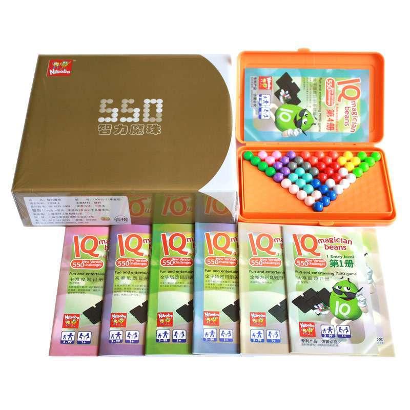 nibobo550智力魔珠智慧金字塔-100011-1(单盒装)图片