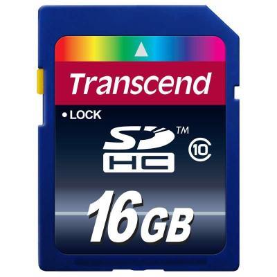 创见 16G Class10 SDHC存储卡 49元包邮