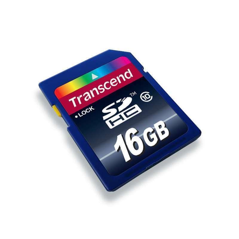 创见(Transcend)16G(Class10)SDHC存储卡  49.9元