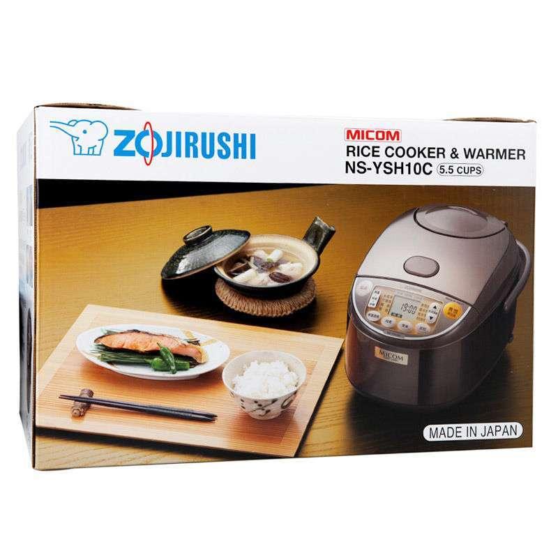象印电脑电饭煲ns-ysh10c-xj【报价