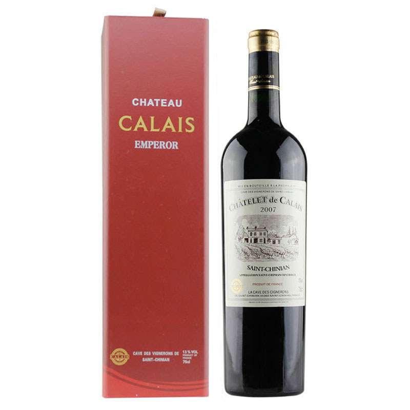 至尊干红葡萄酒单礼盒图片