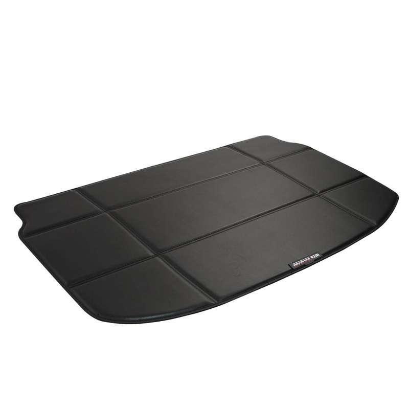rzm高级皮革汽车后备箱垫汽车尾箱垫 专车专用黑色 雪佛兰爱唯欧两厢
