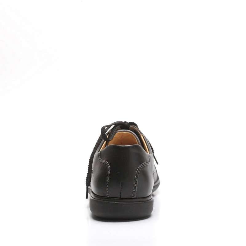 senda 森达2012春季黑色牛皮男单鞋2ij82d 43