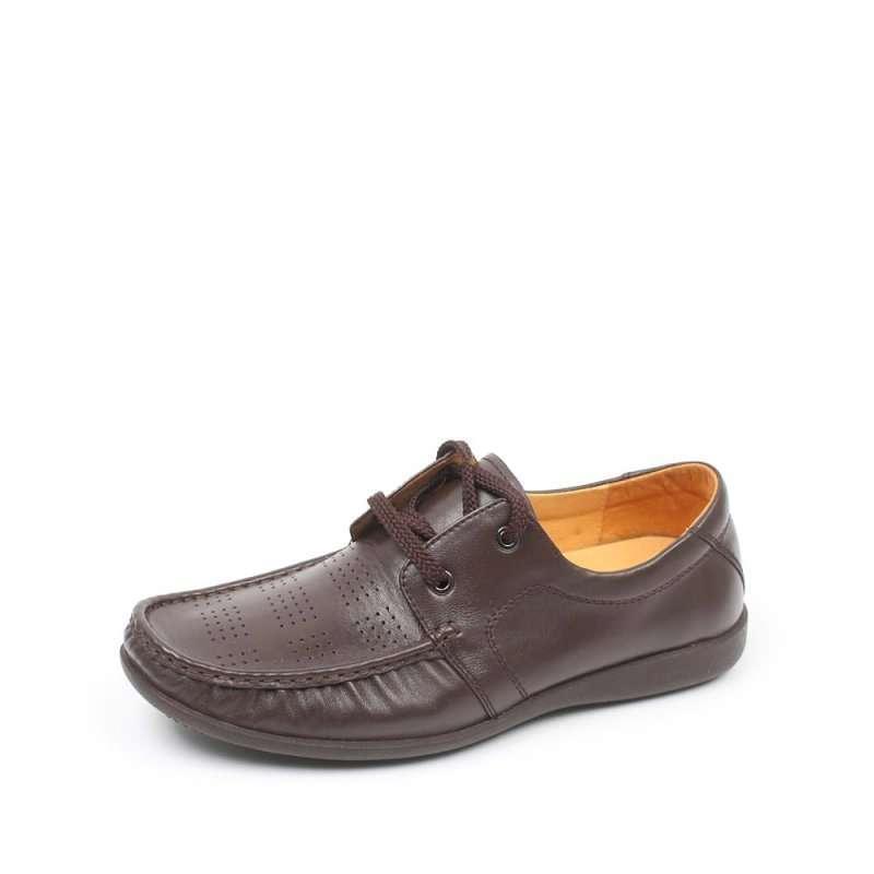 senda 森达2012夏季棕软牛皮男单鞋2is61d 42 (商品编号:102983748)