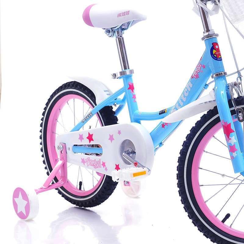 祺娃娃儿童自行车英国女孩-14