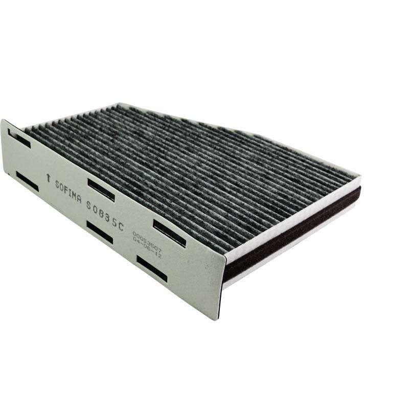 汽车用品 汽车配件 滤清器 索菲玛(sofima) 索菲玛空调滤清器s0835c
