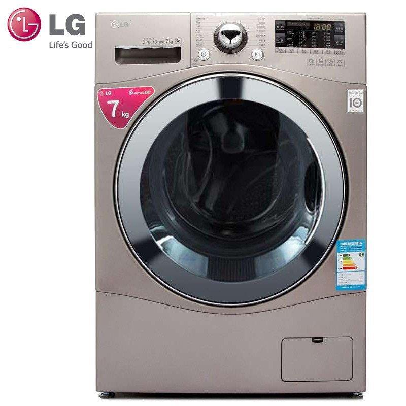 lg滚筒洗衣机wd-h12428d图片