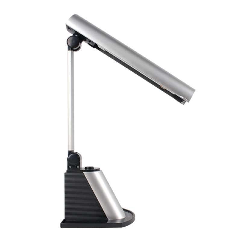 开林 小巧系列台灯hl-121银白图片