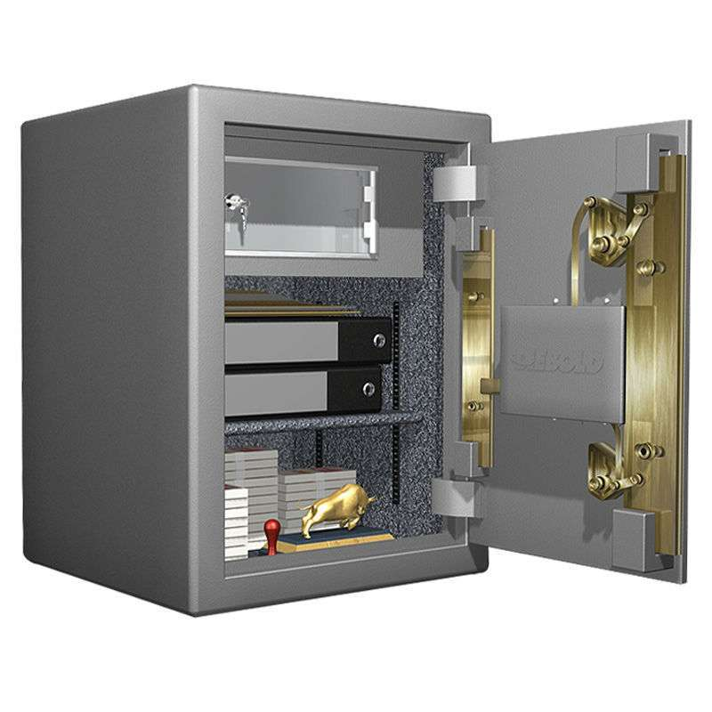 保险柜里面的结构图片
