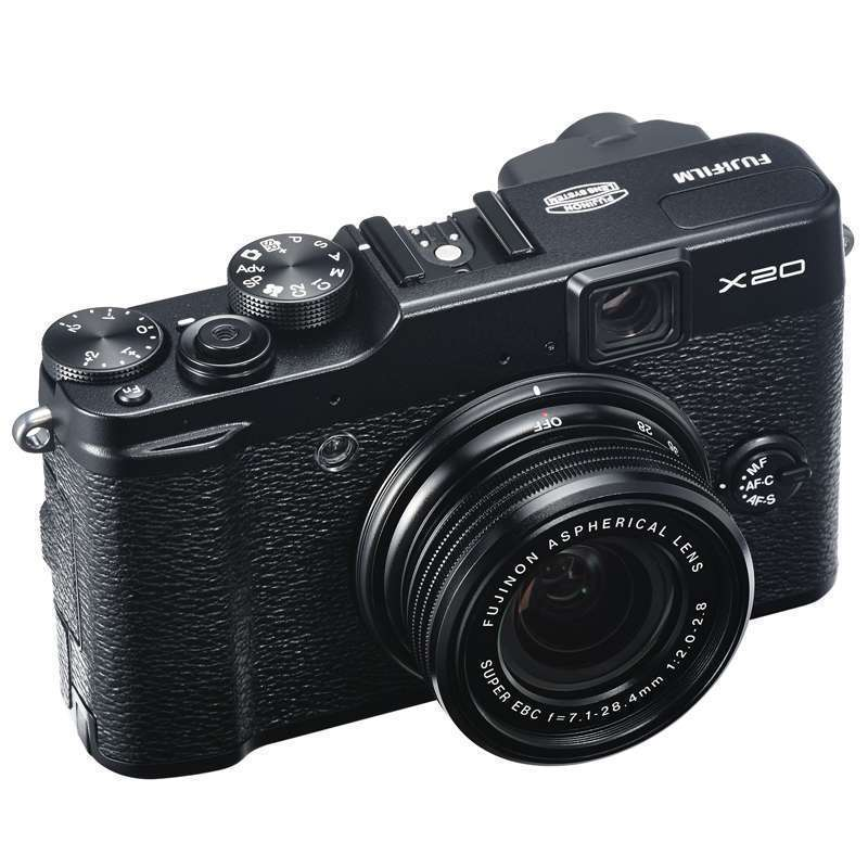 Fujifilm富士 FinePix X20 数码相机 ¥2599-100