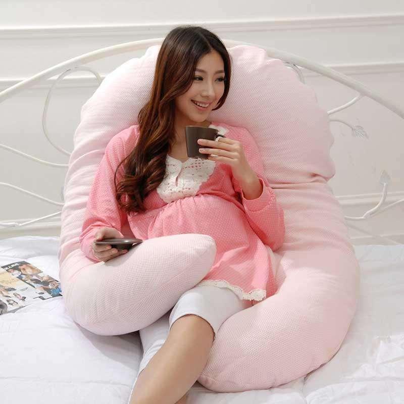 孕妇_乐孕至尊款孕妇抱枕/护腰侧睡枕ly827g