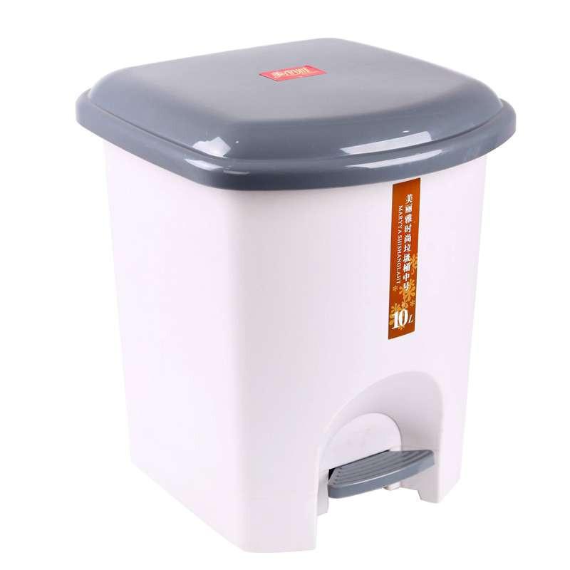 美丽雅时尚垃圾桶(中号)