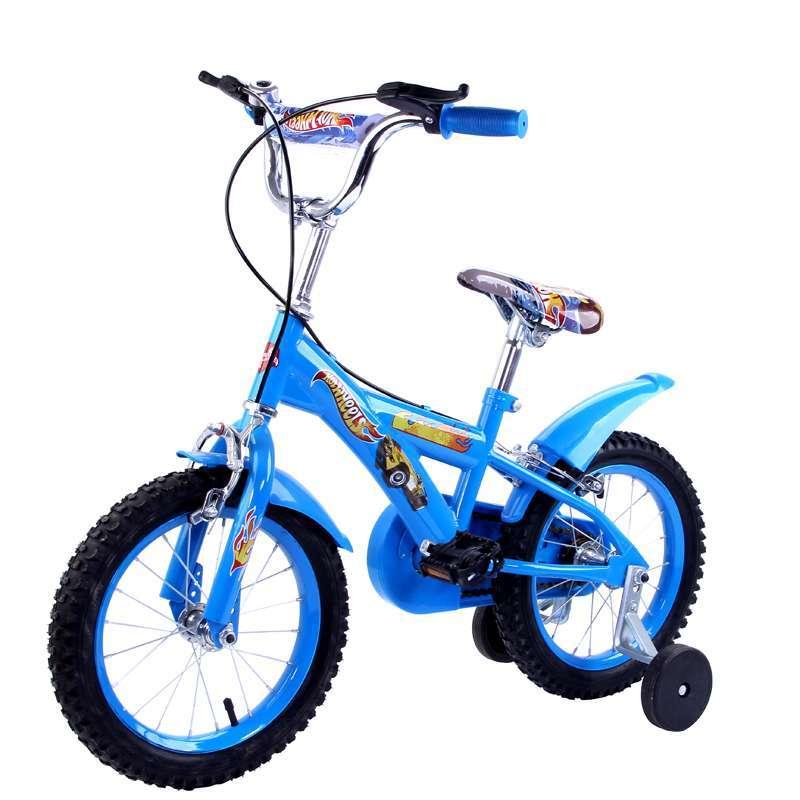 风火轮16寸前后刹车儿童自行车bcx31027