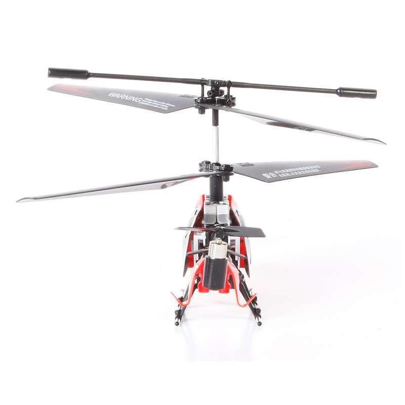 奥迪双钻遥控飞机360度智能操控直升机(红色)