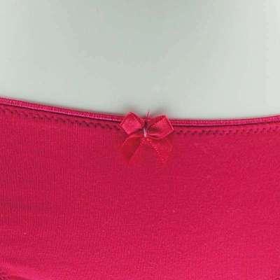 白底红色花纹边框