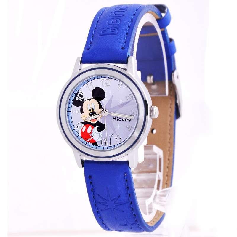 disney迪士尼 帅气mickey米奇 可爱儿童手表 男孩手表