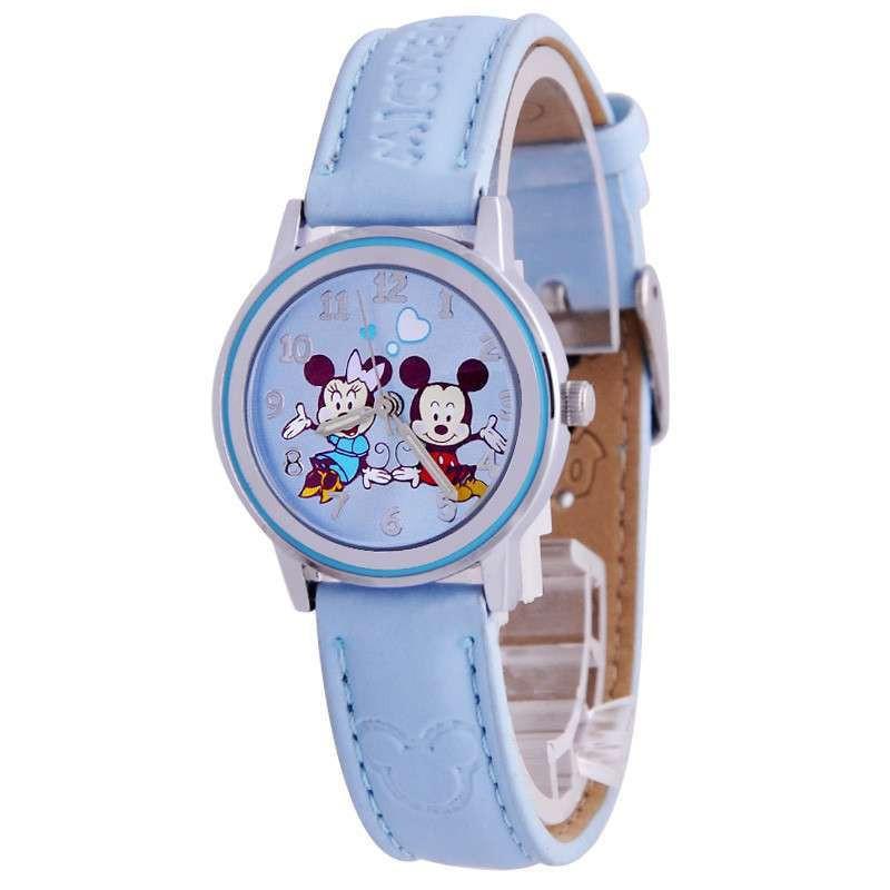 disney迪士尼 帅气米奇mickey 可爱儿童手表 男孩手表