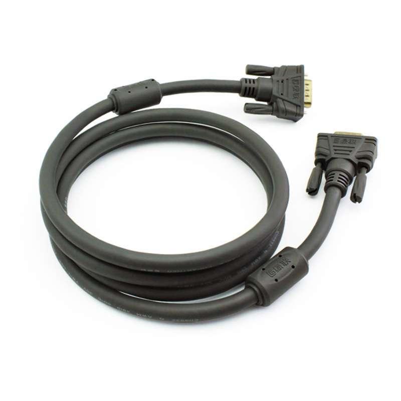 绿联(ugreen)11647vga连接线3+9笔记本接投影仪发烧