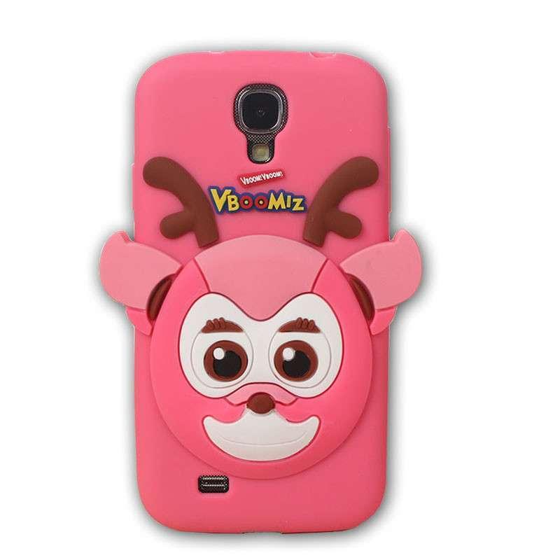 威马仕(welmax)布隆鹿软套手机壳 iphone4/4s手机软壳