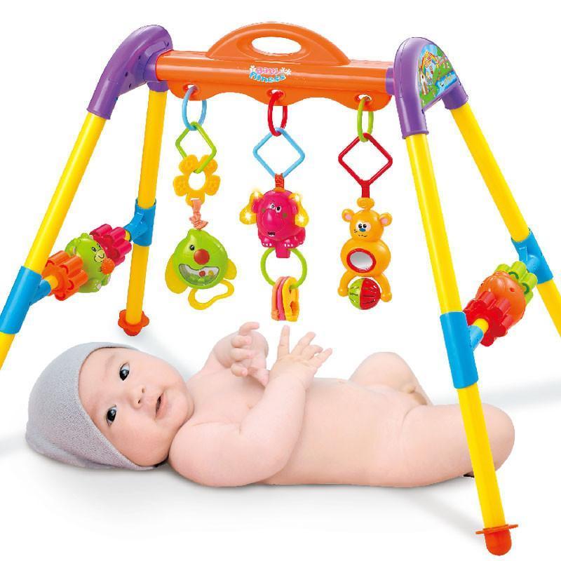 婴幼儿健身架 儿童多功能健身启智欢乐健身架