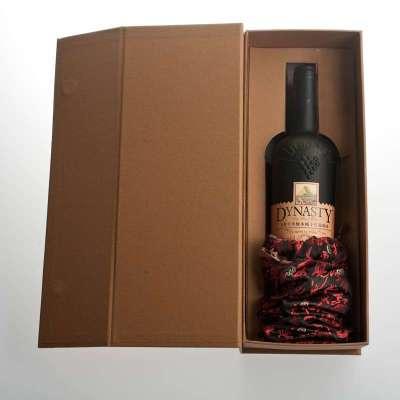 王朝至尊橡木桶干红礼盒图片